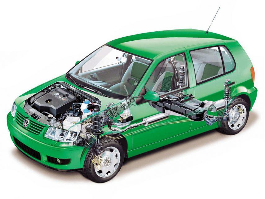 Volkswagen Polo 5p 6N2 3