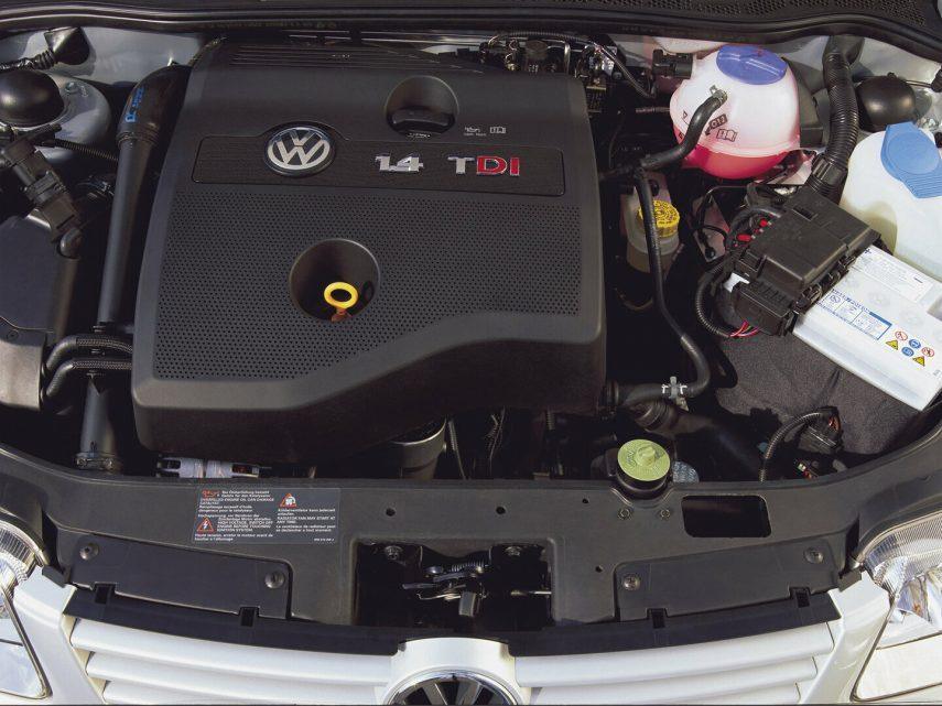 Volkswagen Polo 5p 6N2 4