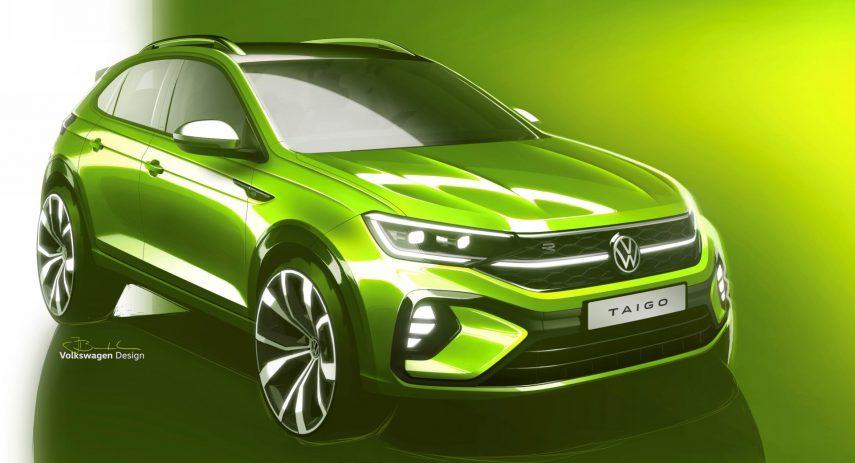 Volkswagen Taigo Teaser (1)