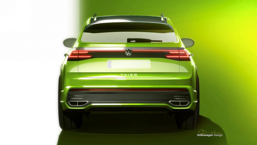 Volkswagen Taigo Teaser (2)