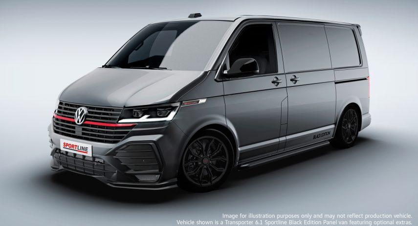 Volkswagen Transporter T6 1 Sportline 2021 (1)