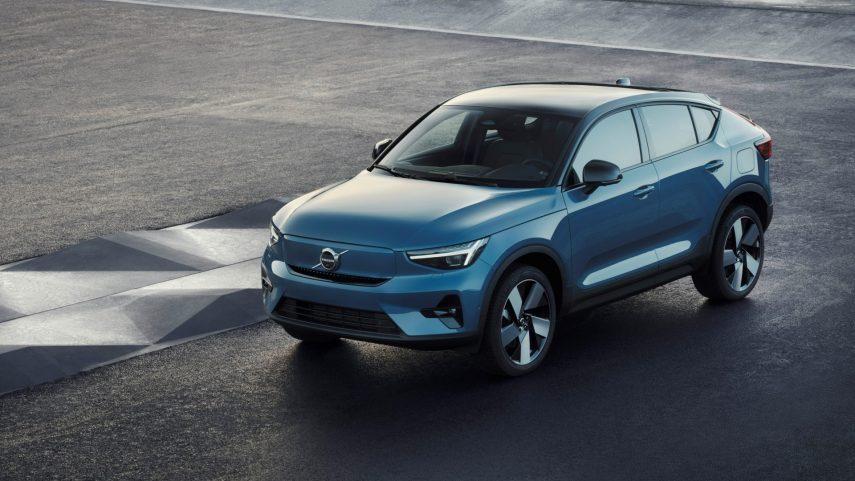 Volvo C40 Recharge, un nuevo paso hacia un futuro completamente eléctrico