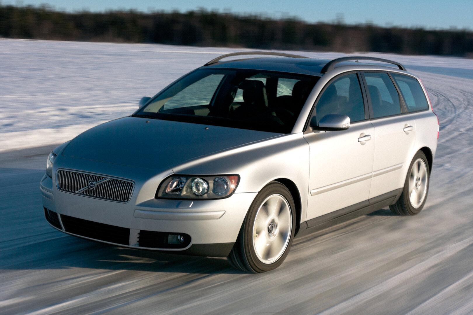 Coche del día: Volvo V50
