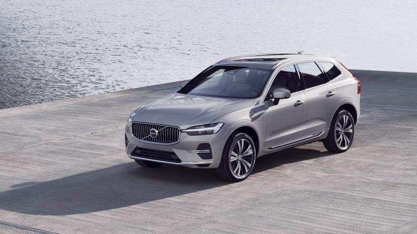 Volvo XC60 2021, tan solo actualizando lo justo y necesario
