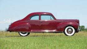 1940 Lincoln Zephyr Club Coupe