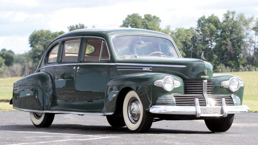 1942 Lincoln Zephyr Sedan