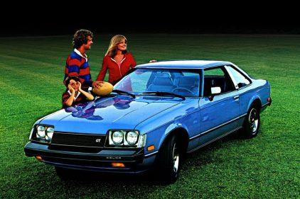 1979 Toyota Celica GT Sport Coupe RA42