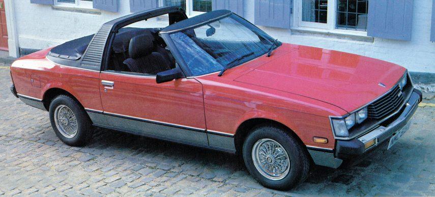 1980 Toyota Celica Sunchaser