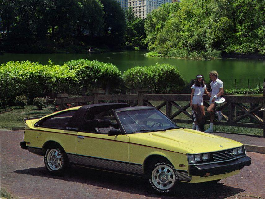 1981 Toyota Celica Supra TX22 Sport
