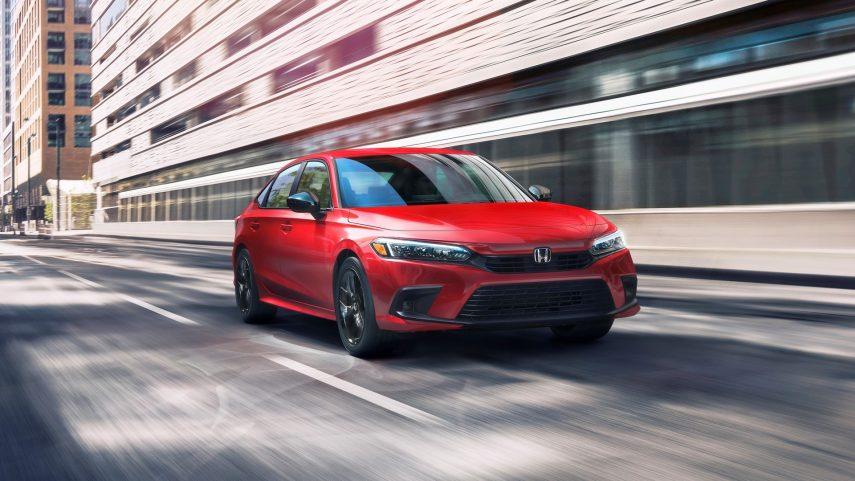Nuevo Honda Civic Sedán, todos los detalles al completo