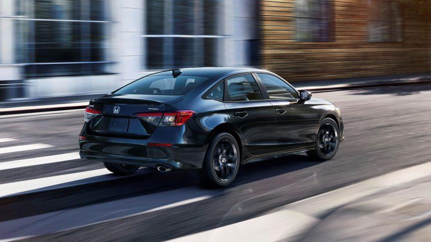 2022 Honda Civic Sedan Sport US Spec (3)
