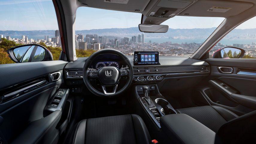 2022 Honda Civic Sedan Sport US Spec (7)