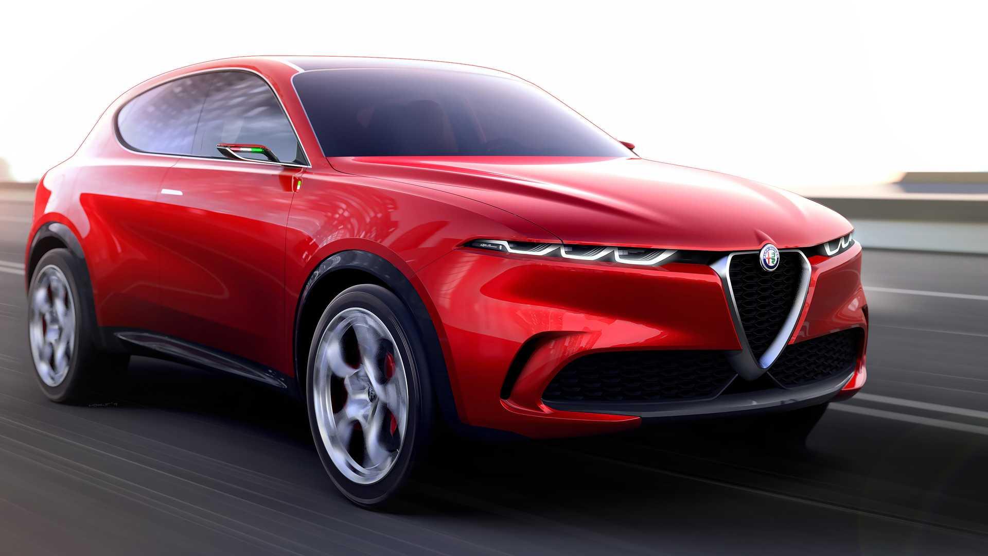 Tres meses de retraso en la llegada del Alfa Romeo Tonale