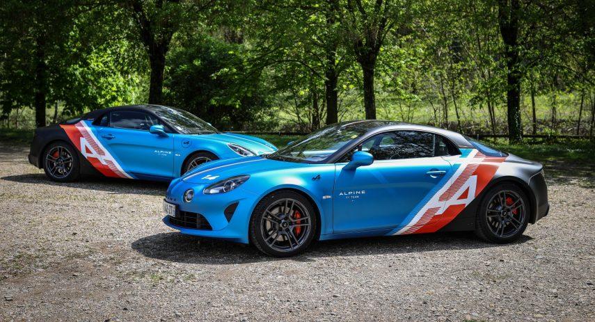Alpine A110 Trackside Cars 2021 (1)