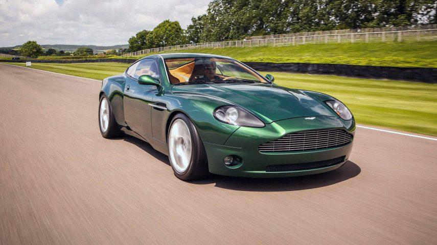 Aston Martin Project Vantage 1998