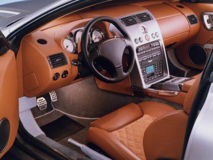 Aston Martin V12 Vanquish 2001 3