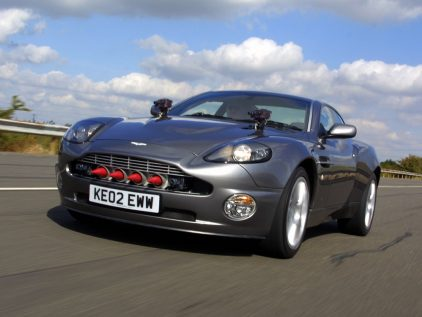 Aston Martin V12 Vanquish Die Another Day 1