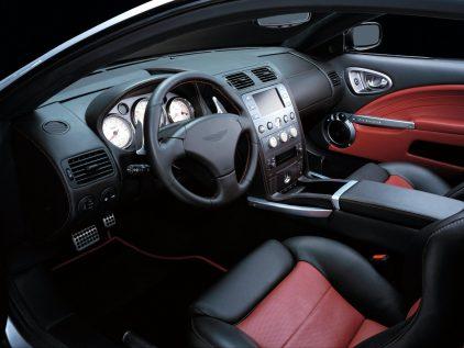Aston Martin V12 Vanquish S 2004 4