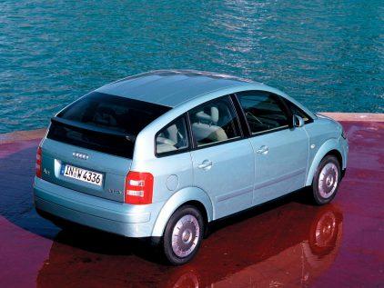 Audi A2 12 TDI 3L 2001 3