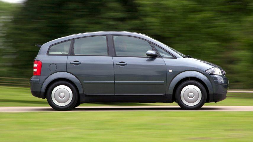 Audi A2 12 TDI 3L 2003 4