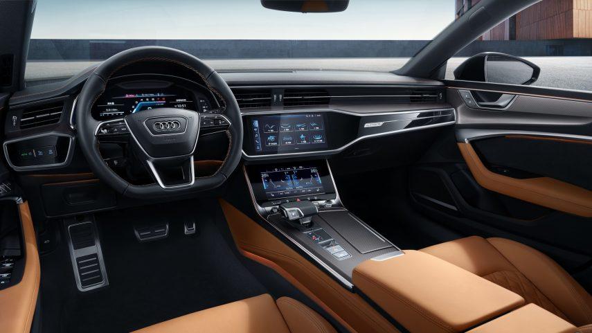Audi A7 L 2021 China Spec (16)