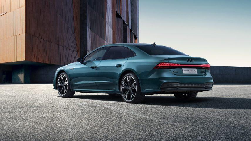 Audi A7 L 2021 China Spec (2)