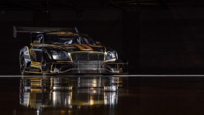 Bentley Continental GT3 Pikes Peak 2021 (10)
