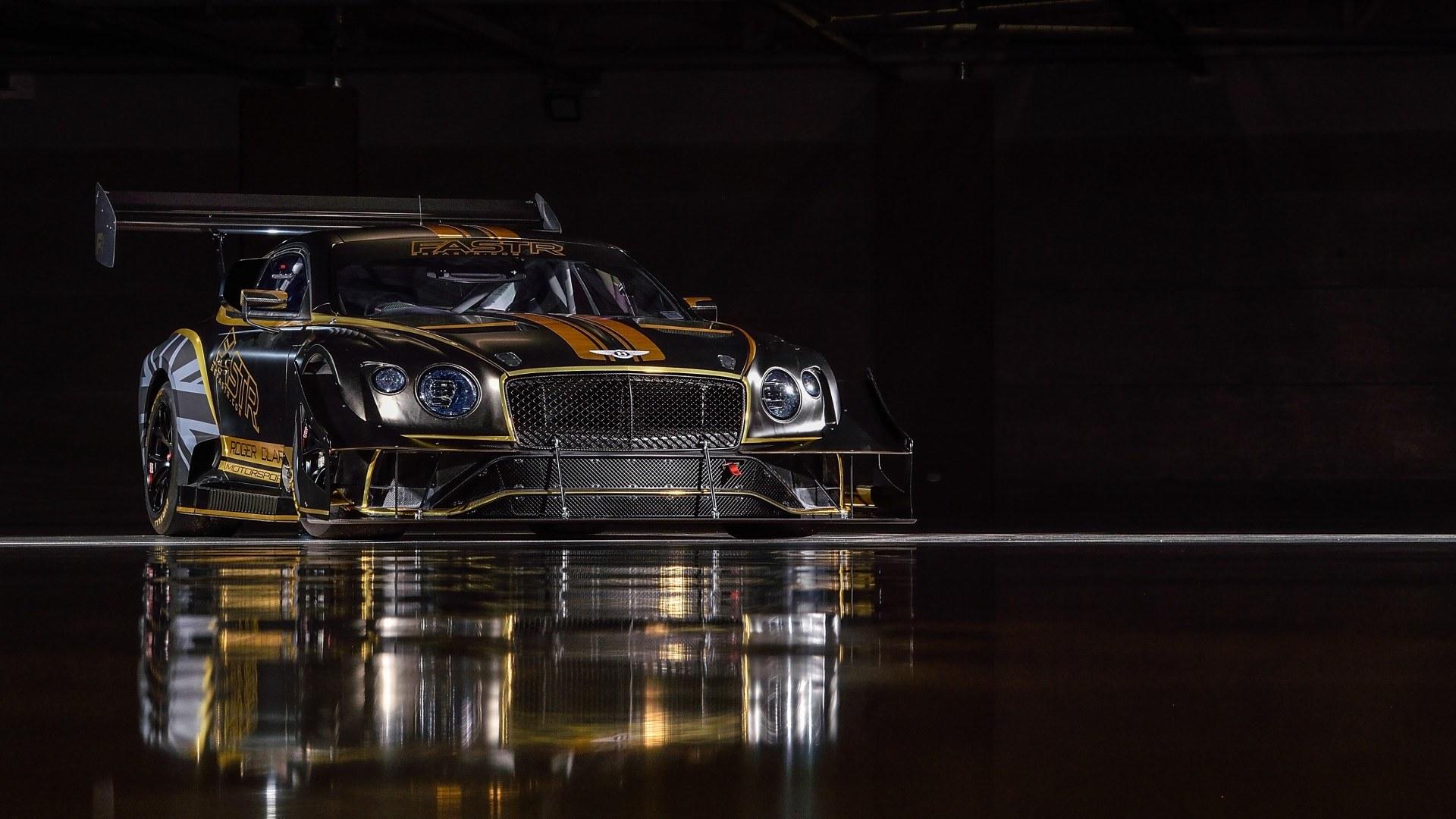 Bentley afrontará una nueva subida al Pikes Peak con este Continental GT3