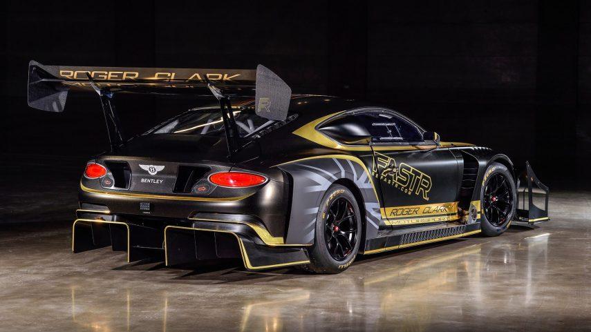 Bentley Continental GT3 Pikes Peak 2021 (8)