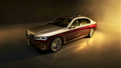 BMW 760Li Shining Shadow 2021 China (1)