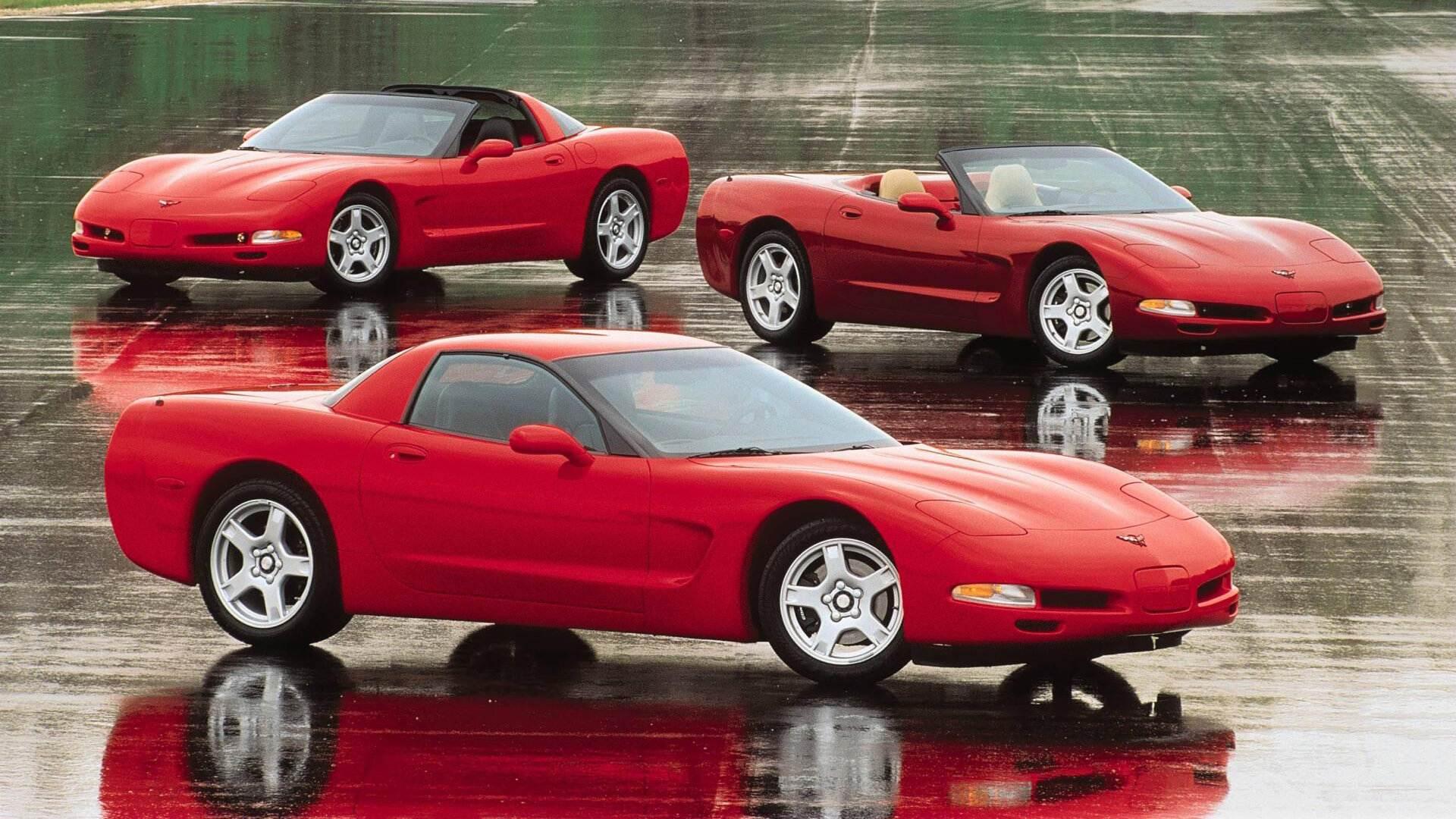 Coche del día: Chevrolet Corvette (C5)