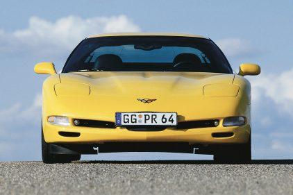 Chevrolet Corvette Coupe C5 2