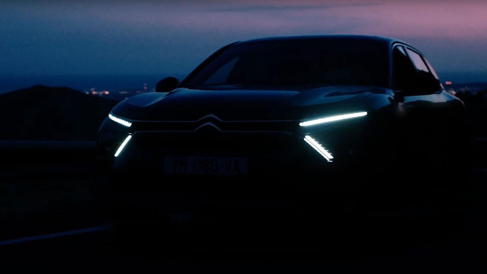 Citroën C5 2021, vuelve el buque insignia de la marca