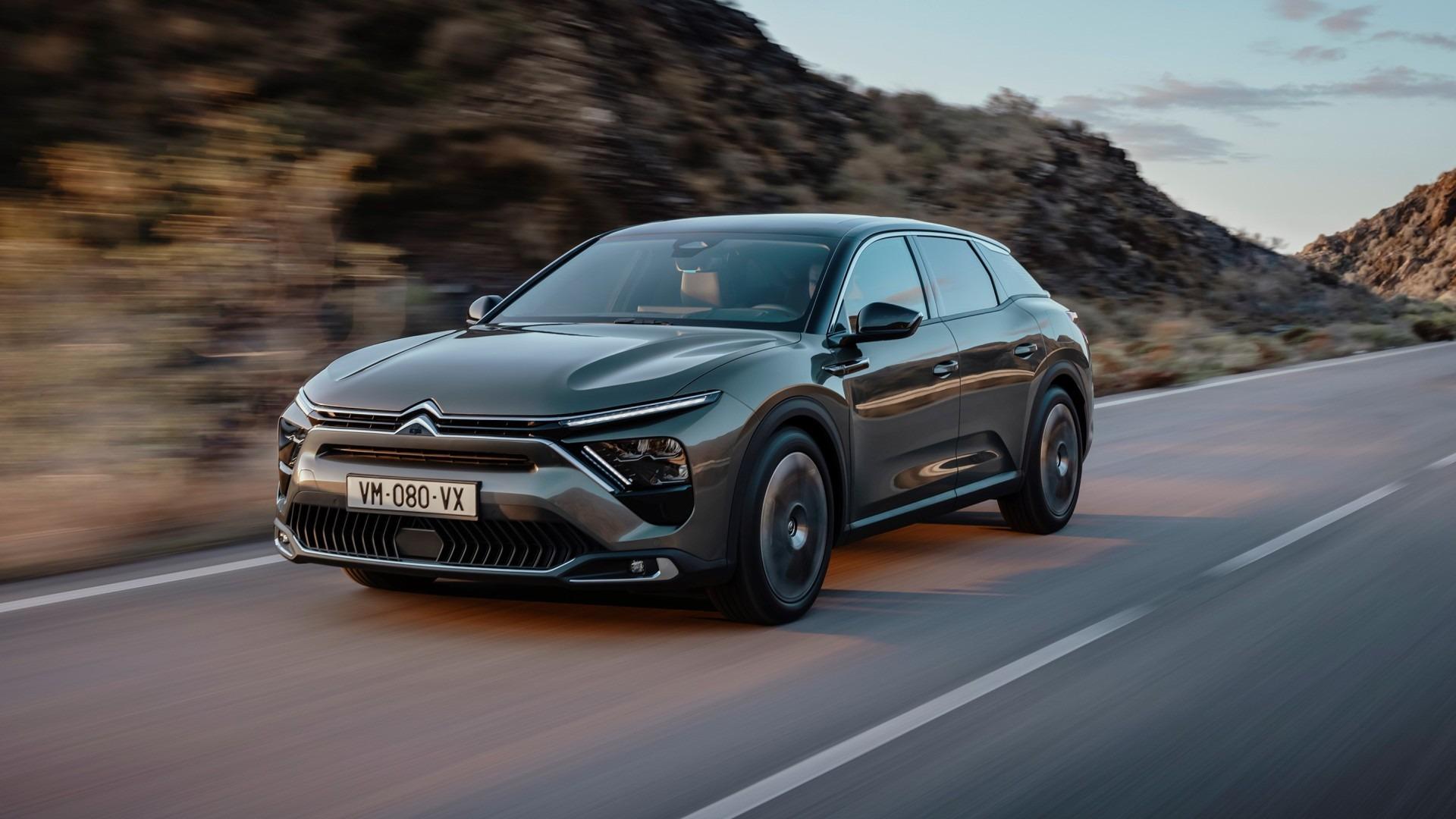 Citroën C5 X 2021, el nuevo rey de la firma de los dos chevrones