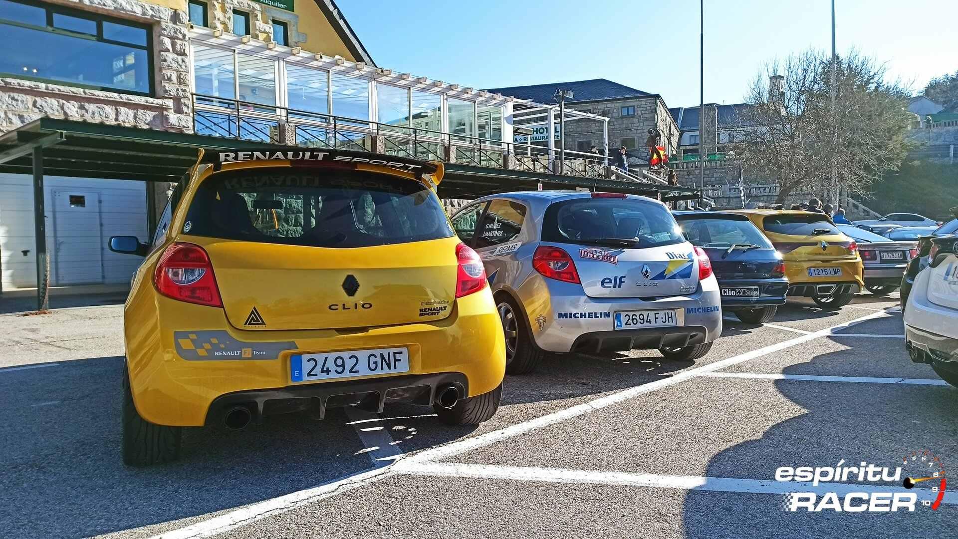La cultura del automóvil también se aprende en los aparcamientos