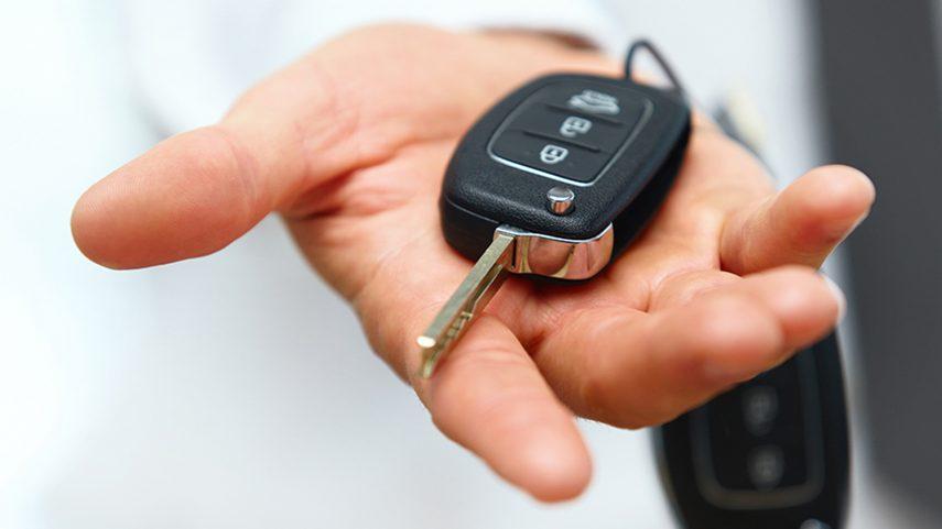Entrega llave