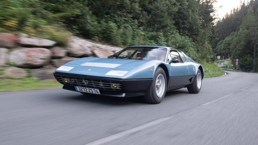 Coche del día: Ferrari 512 BB