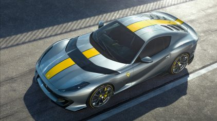 Ferrari 812 Superfast Version Speciale 2021 (1)
