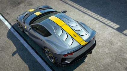 Ferrari 812 Superfast Version Speciale 2021 (2)