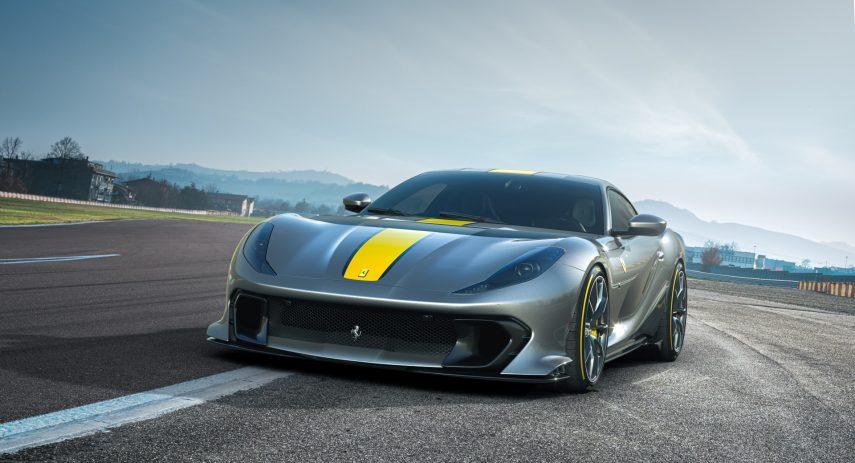 Ferrari 812 Superfast Version Speciale 2021 (3)