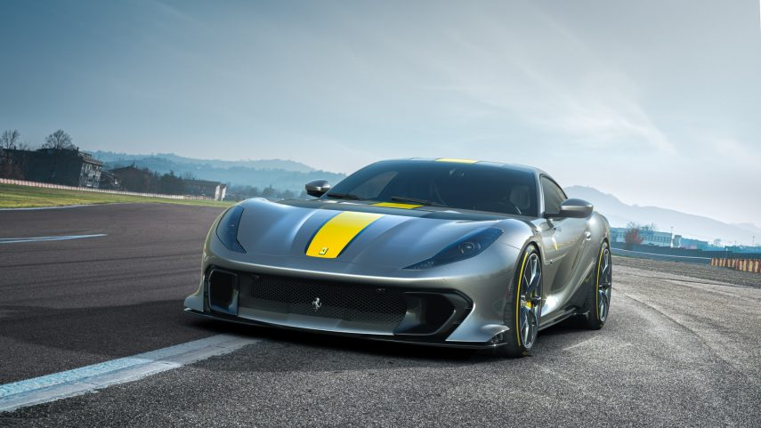 "Desvelado el Ferrari 812 Superfast ""Version Speciale"""