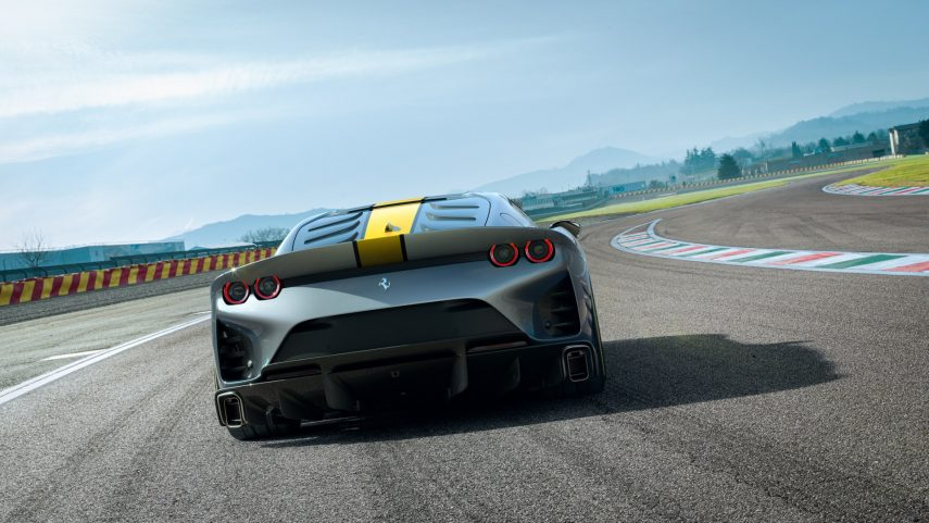 Ferrari 812 Superfast Version Speciale 2021 (5)