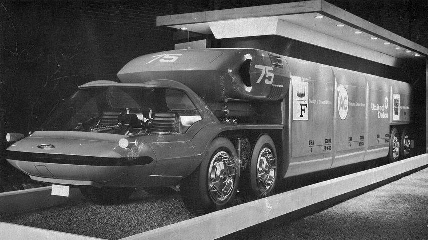 GM Bison 1964