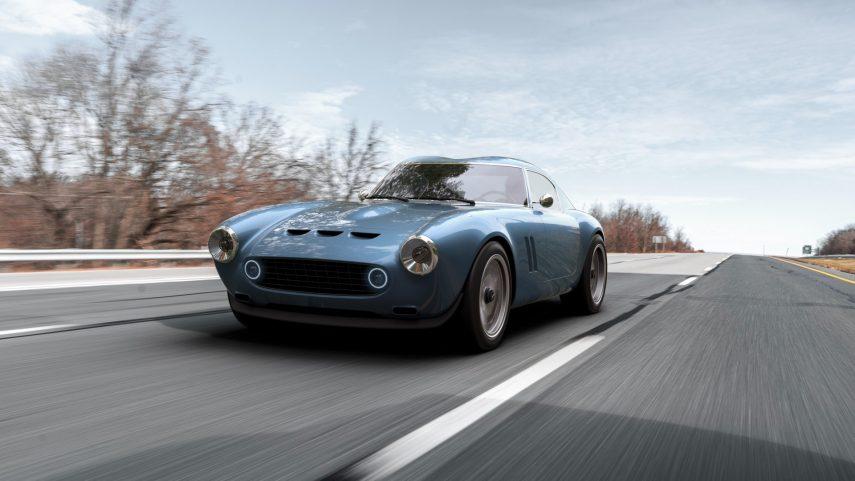 El GTO Engineering Squalo será la más romántica concepción para un deportivo