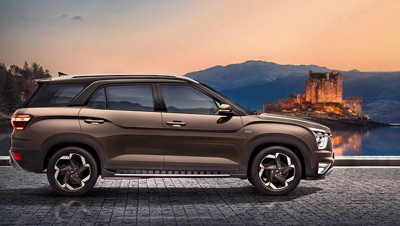 Hyundai Alcazar 2021 India (2)
