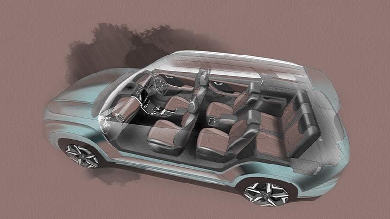 Hyundai Alcazar 2021 India (3)