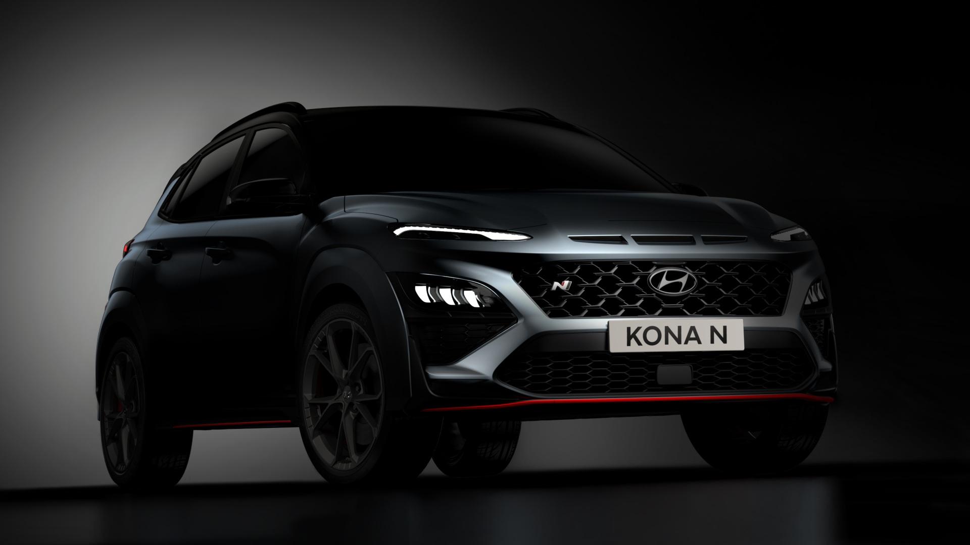 El Hyundai Kona N contará con 280 CV y cambio de doble embrague