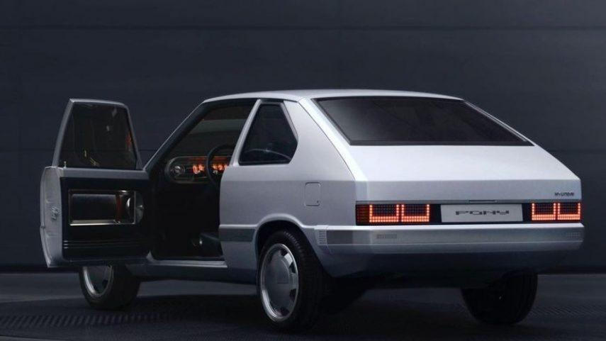 Hyundai Pony EV Heritage (2)