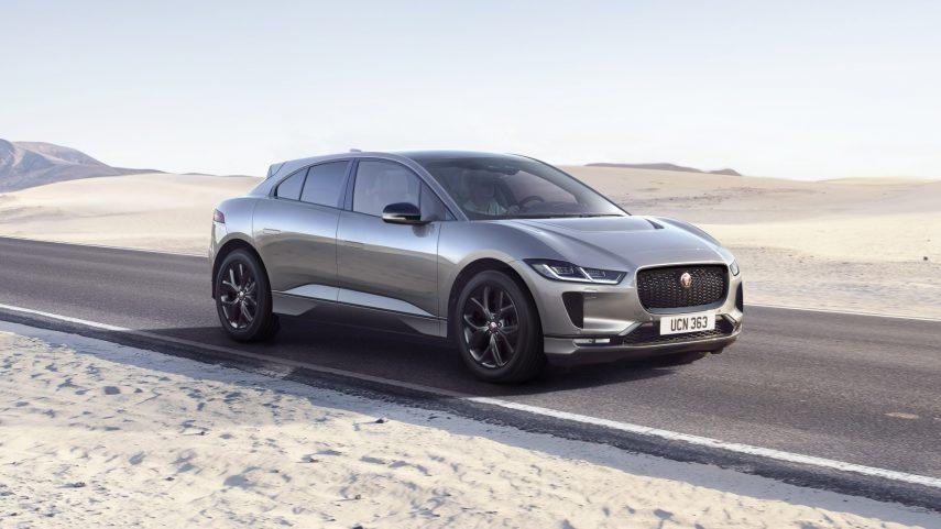 Jaguar I-Pace Black 2021, nuevo acabado que apuesta por lo oscuro