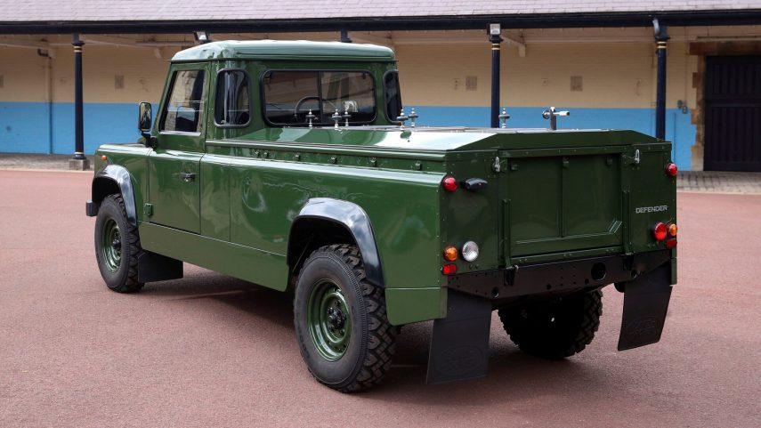 Land Rover Duque de Edimburgo 2